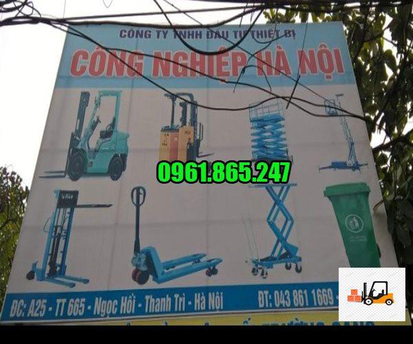 Công ty TNHH đầu tư thiết bị công nghiệp Hà Nội