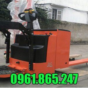 Xe nâng tay điện 3 tấn