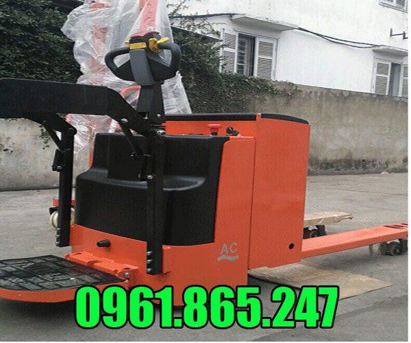 Xe nâng điện thấp 3 tấn