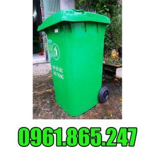 Thùng rác nhựa 100l