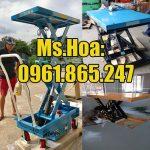 Bàn nâng điện ở Bắc Ninh