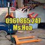 Địa chỉ mua xe nâng tay thấp tại Lạng Sơn