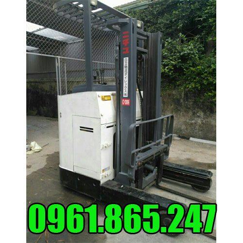 Xe nâng điện cũ Nichiyu 1.5 tấn 3m