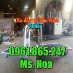 Xe đẩy hàng tại Bắc Ninh