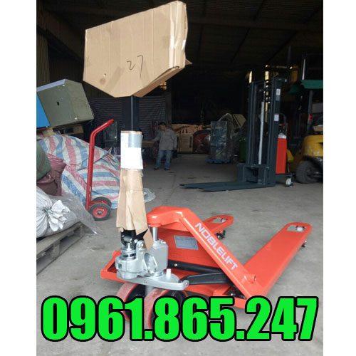 Xe nâng tay Noblelift 2.5 tấn 3 tấn