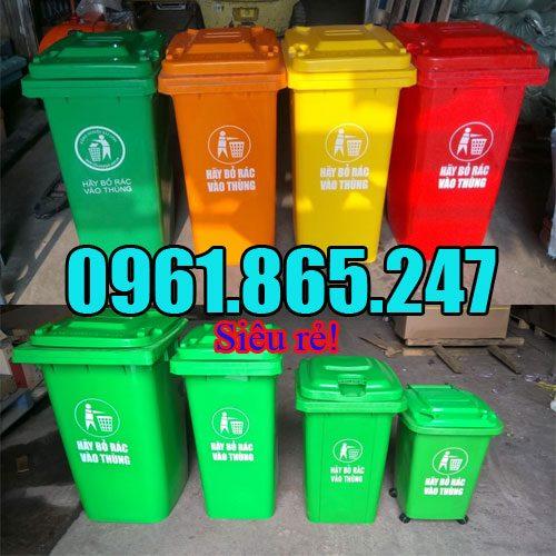 Thùng rác giảm giá